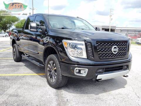 2018 Nissan Titan XD for sale at GATOR'S IMPORT SUPERSTORE in Melbourne FL