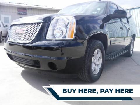 2011 GMC Yukon XL for sale at GRG Auto Plex in Houston TX