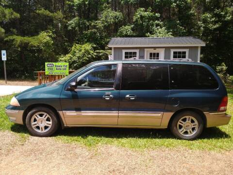 2001 Ford Windstar for sale at Route 150 Auto LLC in Lincolnton NC