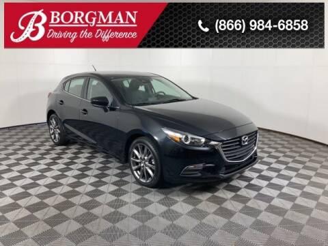 2018 Mazda MAZDA3 for sale at BORGMAN OF HOLLAND LLC in Holland MI