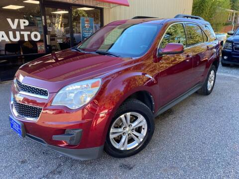 2010 Chevrolet Equinox for sale at VP Auto in Greenville SC