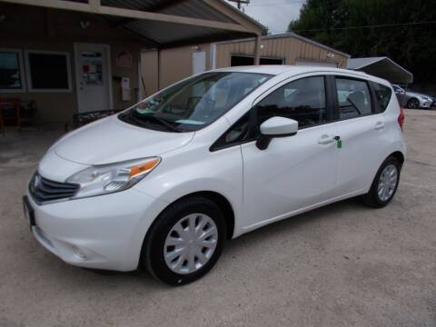 2015 Nissan Versa Note for sale at DISCOUNT AUTOS in Cibolo TX
