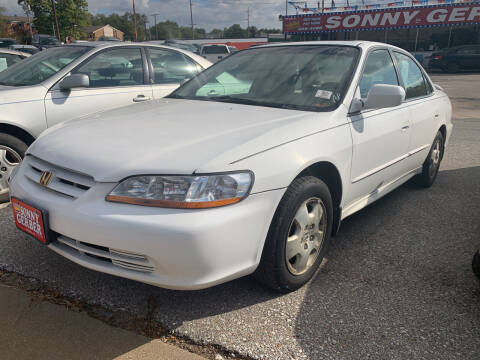 2002 Honda Accord for sale at Sonny Gerber Auto Sales 4519 Cuming St. in Omaha NE