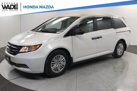 2014 Honda Odyssey for sale at Stephen Wade Pre-Owned Supercenter in Saint George UT