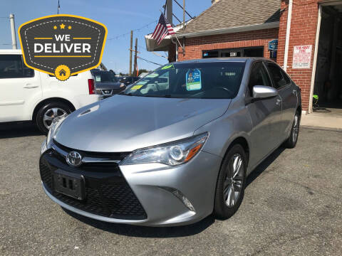 2015 Toyota Camry for sale at Real Auto Shop Inc. in Somerville MA