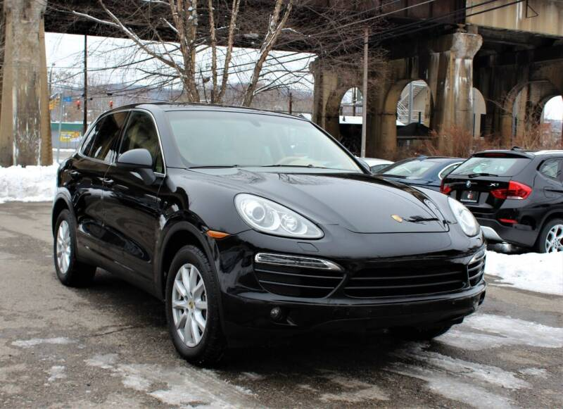 2012 Porsche Cayenne for sale at Cutuly Auto Sales in Pittsburgh PA