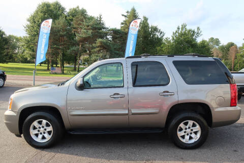 2007 GMC Yukon for sale at GEG Automotive in Gilbertsville PA