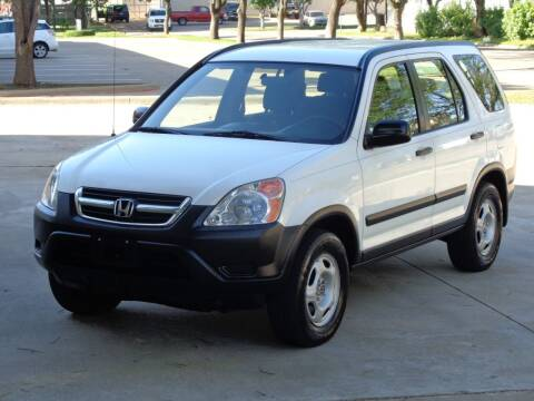 2004 Honda CR-V for sale at Auto Starlight in Dallas TX
