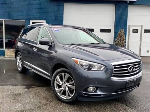 2013 Infiniti JX35 for sale at Saugus Auto Mall in Saugus MA