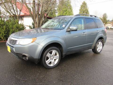 2010 Subaru Forester for sale at Triple C Auto Brokers in Washougal WA