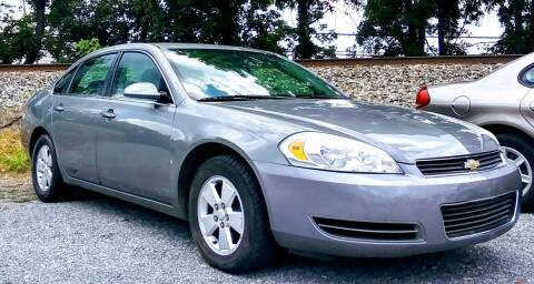 2008 Chevrolet Impala for sale at Abingdon Auto Specialist Inc. in Abingdon VA