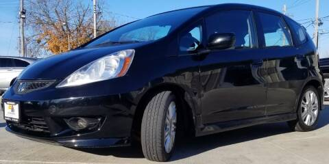2010 Honda Fit for sale at EURO MOTORS AUTO DEALER INC in Champaign IL