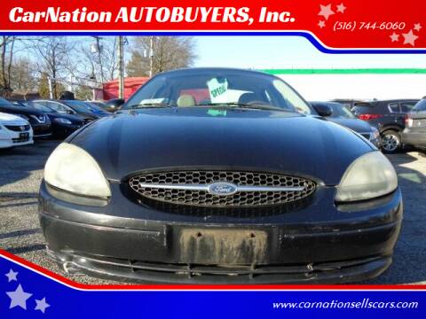 2003 Ford Taurus for sale at CarNation AUTOBUYERS, Inc. in Rockville Centre NY