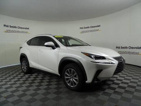 2021 Lexus NX 300 for sale at PHIL SMITH AUTOMOTIVE GROUP - Phil Smith Chevrolet in Lauderhill FL