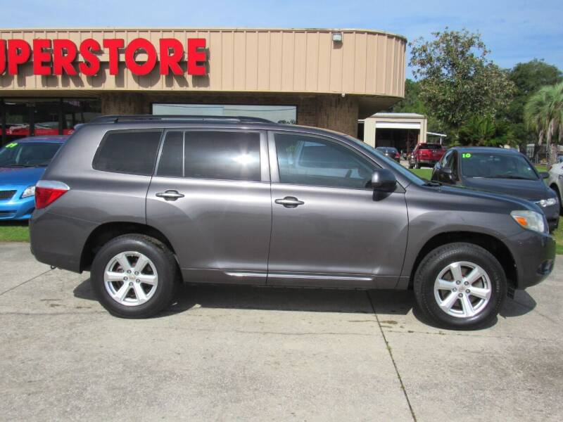 2008 Toyota Highlander for sale at Checkered Flag Auto Sales NORTH in Lakeland FL