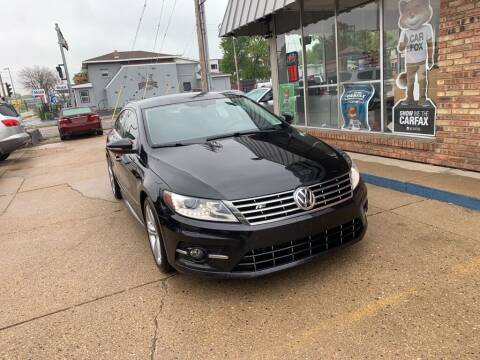 2014 Volkswagen CC for sale at LOT 51 AUTO SALES in Madison WI