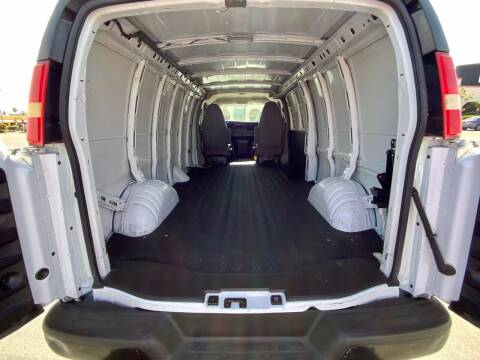 2012 Chevrolet Express Cargo for sale at Charlie Cheap Car in Las Vegas NV