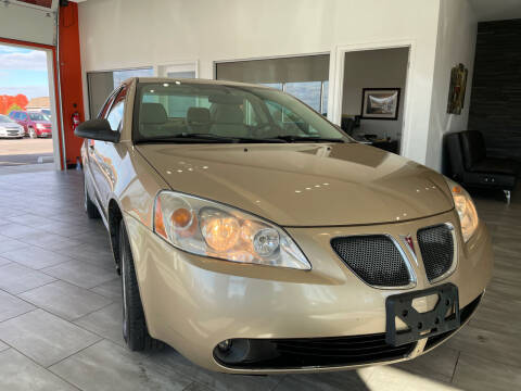 2006 Pontiac G6 for sale at Evolution Autos in Whiteland IN