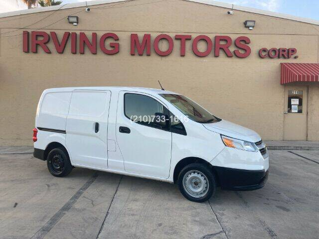 2017 Chevrolet City Express Cargo for sale at Irving Motors Corp in San Antonio TX