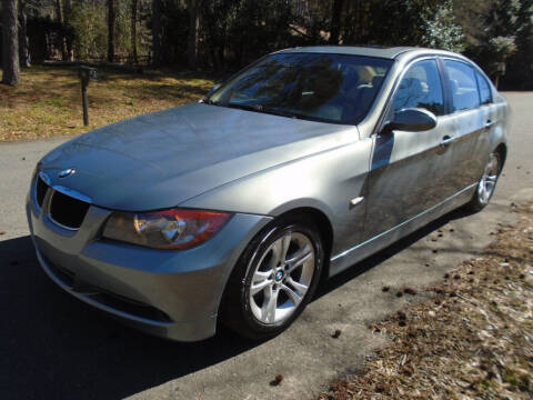 2008 BMW 3 Series for sale at City Imports Inc in Matthews NC