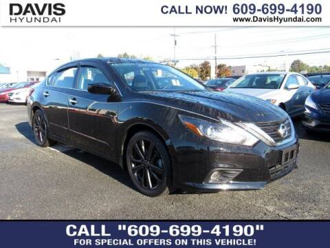 2017 Nissan Altima for sale at Davis Hyundai in Ewing NJ