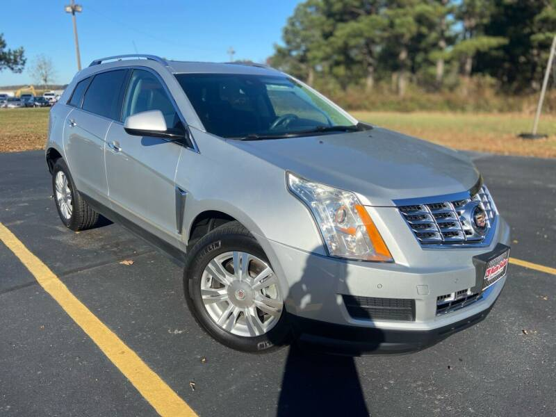 2015 Cadillac SRX for sale at D3 Auto Sales in Des Arc AR