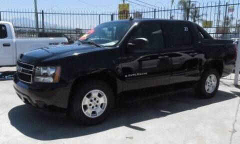 2008 Chevrolet Avalanche for sale at Luxor Motors Inc in Pacoima CA