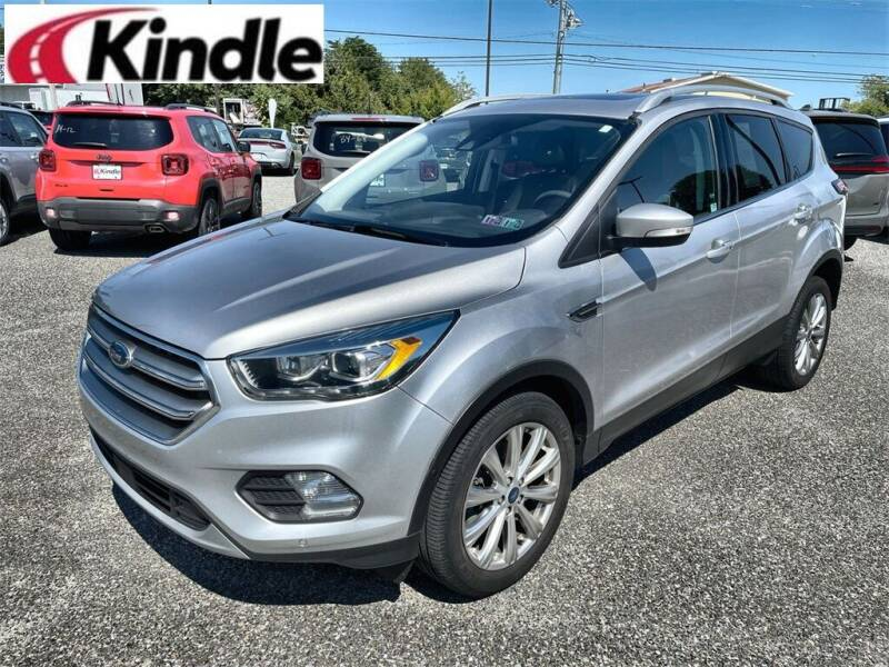 2017 Ford Escape for sale at Kindle Auto Plaza in Cape May Court House NJ