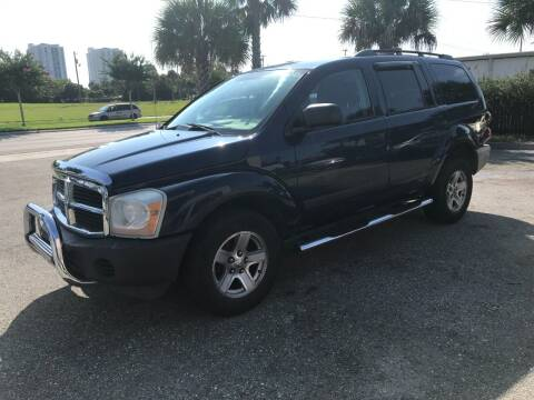 2006 Dodge Durango for sale at AutoVenture in Holly Hill FL