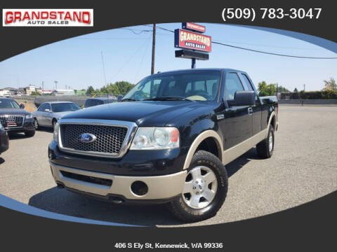 2007 Ford F-150 for sale at Grandstand Auto Sales in Kennewick WA