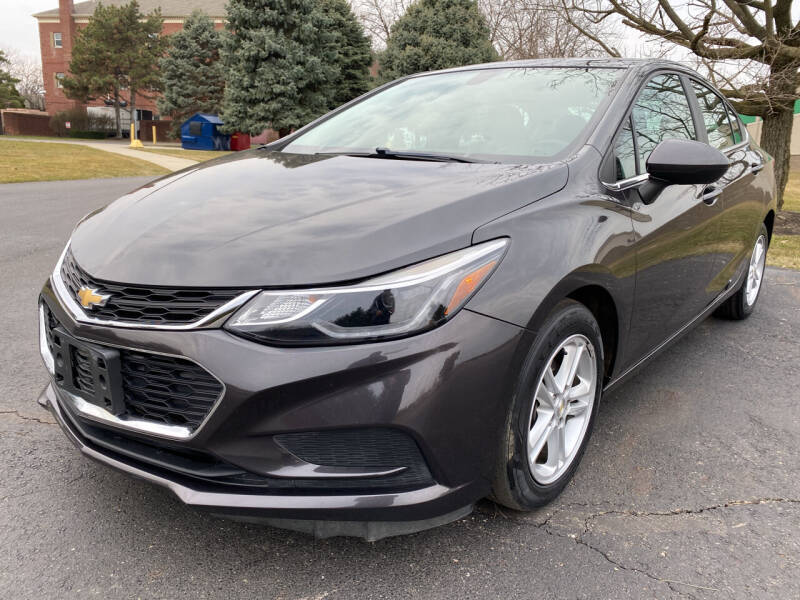 2016 Chevrolet Cruze for sale at Columbus Car Warehouse in Columbus OH