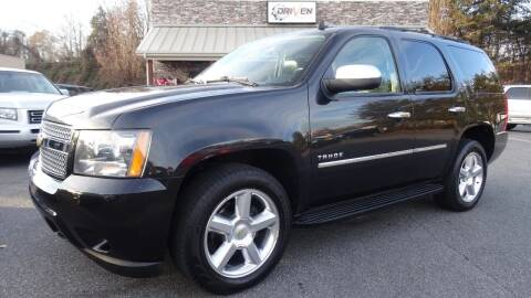 2011 Chevrolet Tahoe for sale at Driven Pre-Owned in Lenoir NC