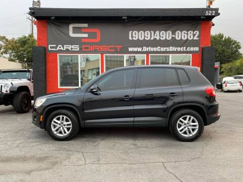2011 Volkswagen Tiguan for sale at Cars Direct in Ontario CA