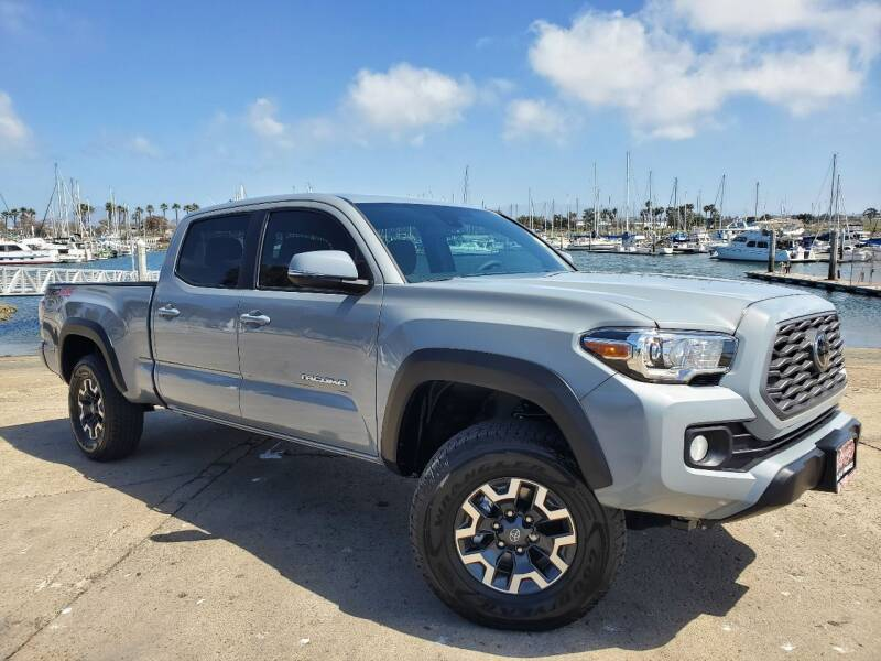 2021 Toyota Tacoma for sale at CARCO SALES & FINANCE - CARCO OF POWAY in Poway CA