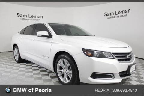 2015 Chevrolet Impala for sale at BMW of Peoria in Peoria IL
