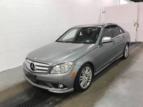 2009 Mercedes-Benz C-Class for sale at All American Imports in Arlington VA