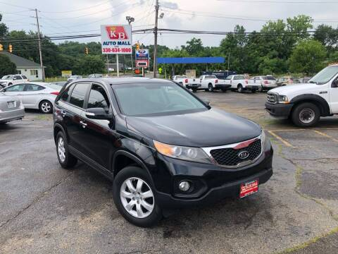 2013 Kia Sorento for sale at KB Auto Mall LLC in Akron OH