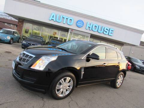 2011 Cadillac SRX for sale at Auto House Motors in Downers Grove IL