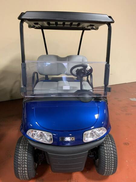 2021 EZGO RXV Elite for sale at ADVENTURE GOLF CARS in Southlake TX