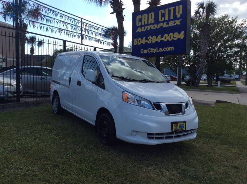 2017 Nissan NV200 for sale at Car City Autoplex in Metairie LA