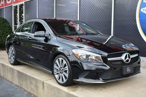 2018 Mercedes-Benz CLA for sale at Alfa Romeo & Fiat of Strongsville in Strongsville OH