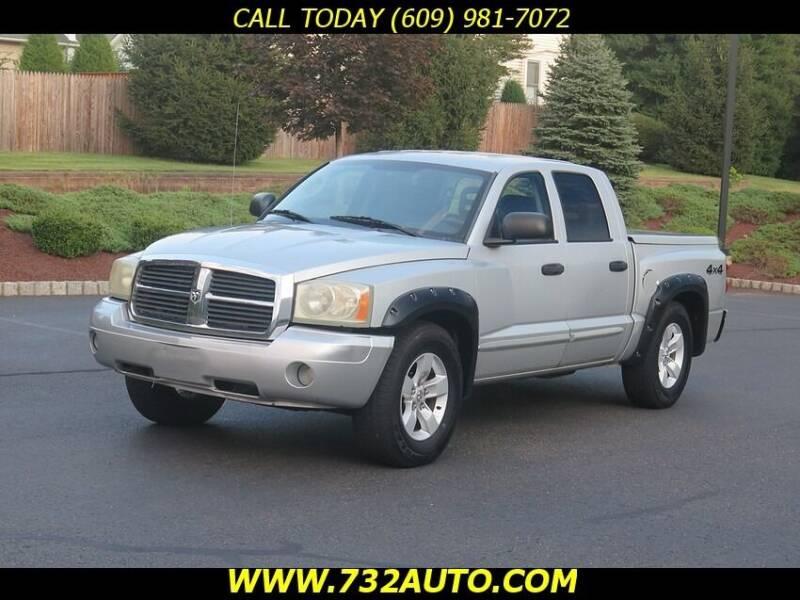 2005 Dodge Dakota for sale at Absolute Auto Solutions in Hamilton NJ