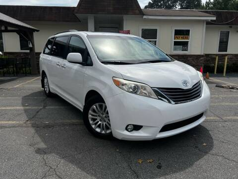 2011 Toyota Sienna for sale at Hola Auto Sales Doraville in Doraville GA