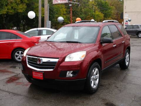 2008 Saturn Outlook for sale at Bill Leggett Automotive, Inc. in Columbus OH