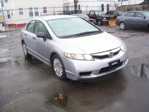 2009 Honda Civic for sale at Dambra Auto Sales in Providence RI