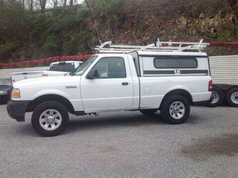 2008 Ford Ranger for sale at GIB'S AUTO SALES in Tahlequah OK