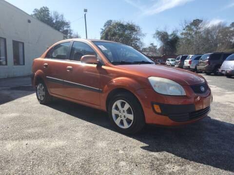 2009 Kia Rio for sale at Ron's Used Cars in Sumter SC