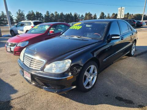 2004 Mercedes-Benz S-Class for sale at Swan Auto in Roscoe IL