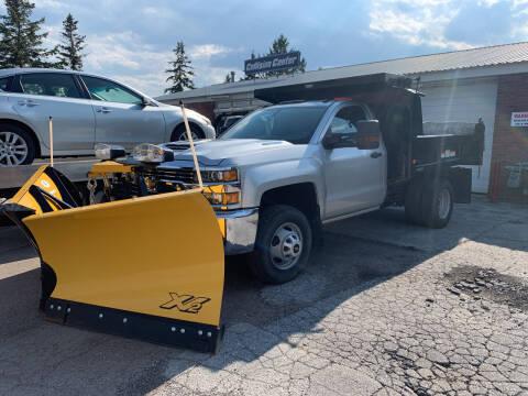 2018 Chevrolet Silverado 3500HD for sale at Integrity Auto LLC in Sheldon VT