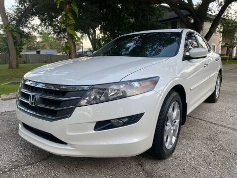 2011 Honda Accord Crosstour for sale at RoMicco Cars and Trucks in Tampa FL